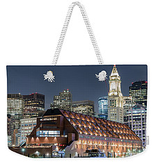 'boston Waterfront' Weekender Tote Bag