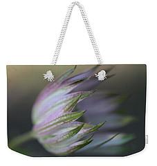 Botanica ... Flight Weekender Tote Bag by Connie Handscomb