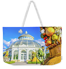 Botanical Beauty Weekender Tote Bag