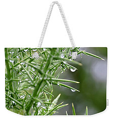Botanical Beauty Weekender Tote Bag by Yurix Sardinelly