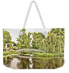 Botanical Bridge - Van Gogh Weekender Tote Bag