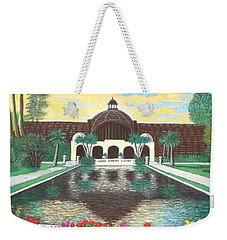 Botanical Building In Balboa Park 01 Weekender Tote Bag