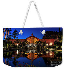 Botanical Gardens At Balboa Weekender Tote Bag