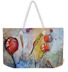 Botanical Weekender Tote Bag