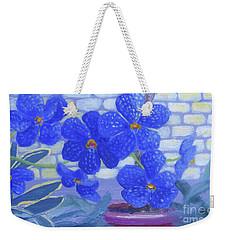 Botanical Orchic Weekender Tote Bag