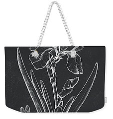 Botanique 1 Weekender Tote Bag by Debbie DeWitt