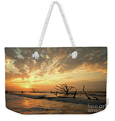 Botany Bay Sunrise Weekender Tote Bag