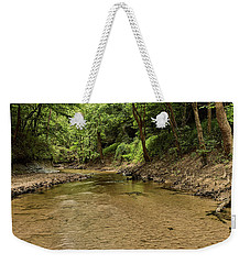 Bottle Creek Weekender Tote Bag by JC Findley