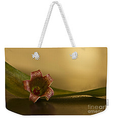 Bottle Tree Flower Weekender Tote Bag