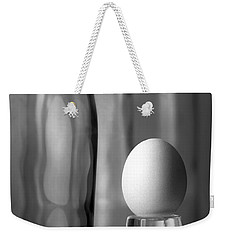 Bottles And Egg Weekender Tote Bag