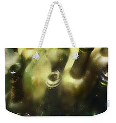 Bottles Of Color Weekender Tote Bag