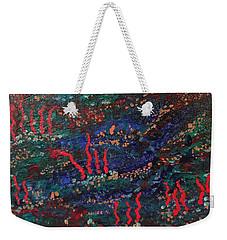 Bottom Of The Sea Weekender Tote Bag
