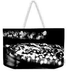 Bottom Side Of Glass Tumblers Weekender Tote Bag