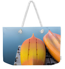 Bottoms Up Weekender Tote Bag by Don Spenner