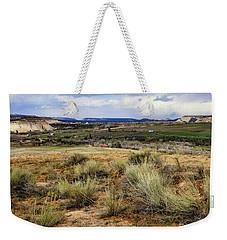 Boulder Utah Weekender Tote Bag