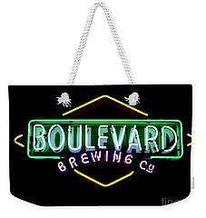 Boulevard Brewing Co Weekender Tote Bag