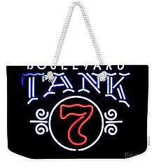 Boulevard Tank 7 Weekender Tote Bag