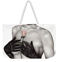 Bound By The Past Weekender Tote Bag by Pat Erickson