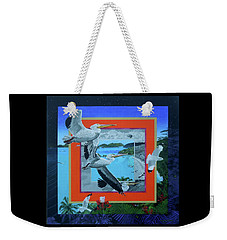 Boundary Series Xvii Weekender Tote Bag