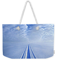 Weekender Tote Bag featuring the photograph Boundless Infinitude by Phil Koch