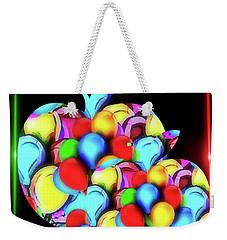 Bountiful Apples Weekender Tote Bag