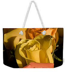 Bouquet In Line Weekender Tote Bag