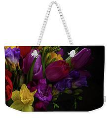 Flowers Dutch Style Weekender Tote Bag