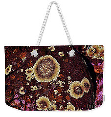 Bouquet Of Lichen Weekender Tote Bag by Craig Wood
