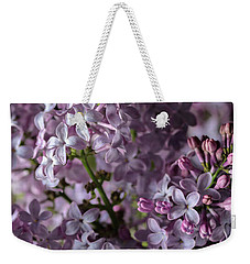 Bouquet Of Lilacs II Weekender Tote Bag