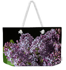 Bouquet Of Lilacs Weekender Tote Bag