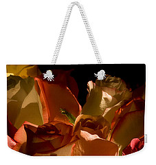 Bouquet Of Shadows Weekender Tote Bag