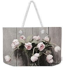 Bouquet Of Tulips Weekender Tote Bag by Jeannie Rhode