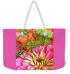 Bouquet Parfait Weekender Tote Bag