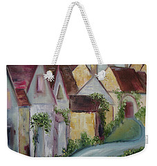 Bourton On The Water Weekender Tote Bag by Roxy Rich