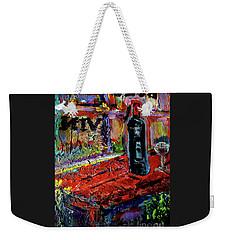 Boutique De Vins Francais 1 Weekender Tote Bag
