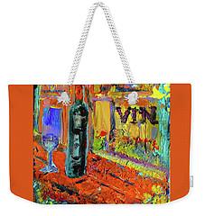 Boutique De Vins Francais 4 Weekender Tote Bag