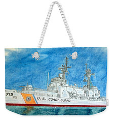 Boutwell-u.s.coast Guard 719 Weekender Tote Bag
