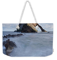 Bow Fiddle Rock Weekender Tote Bag