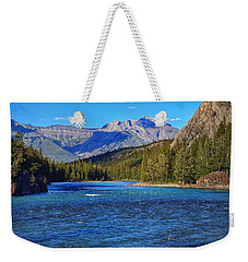 Bow River Weekender Tote Bag