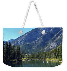 Bow River No. 2-1 Weekender Tote Bag