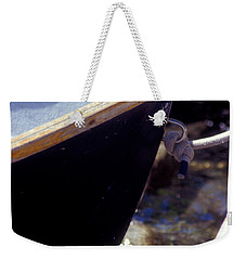 Bow Tie Weekender Tote Bag by Brent L Ander
