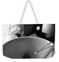 Weekender Tote Bag featuring the photograph Bowl by Brian Jones