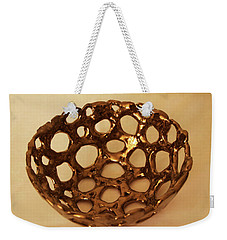 Bowle Of Holes Weekender Tote Bag