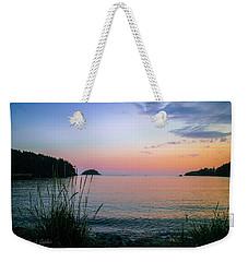 Bowman Bay Weekender Tote Bag