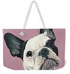Bowser Weekender Tote Bag