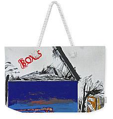 Boxes Weekender Tote Bag