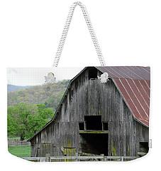 Boxley Valley Barn Weekender Tote Bag