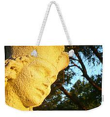 Boy Enjoys Sunrise Weekender Tote Bag