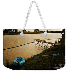 Weekender Tote Bag featuring the photograph Boyanup Iv by Cassandra Buckley