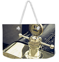 Boyce Motometer Weekender Tote Bag by Caitlyn  Grasso